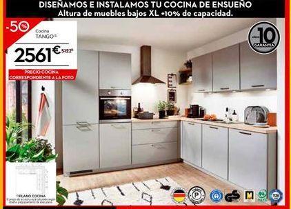 Oferta de Cocinas por 2561€