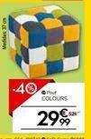 Oferta de Puff Colours por 29,99€