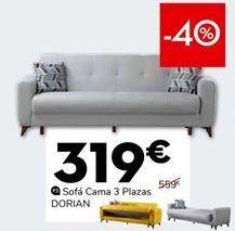 Oferta de Sofá cama por 319€