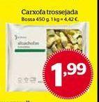 Oferta de Alcachofas por 1,99€