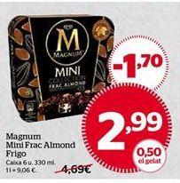 Oferta de Helados Magnum por 2,99€