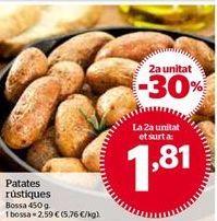 Oferta de Patatas por 1,81€
