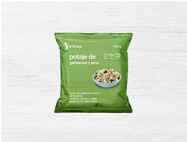 Oferta de Potaje de garbanzos por 1,04€