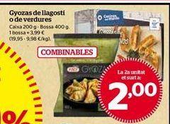 Oferta de Platos preparados por 2€