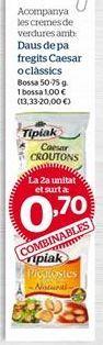 Oferta de Picatostes por 0,7€