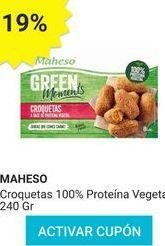 Oferta de Croquetas Maheso por