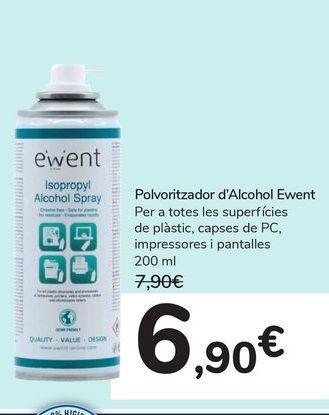 Oferta de Pulverizador de Alcohol por 6,9€