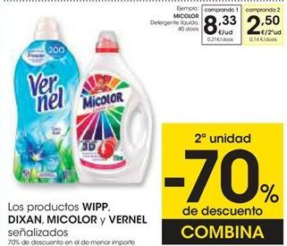 Oferta de Detergente WiPP Express por 8,33€