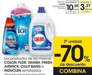 Oferta de Detergente Colon por 10,89€