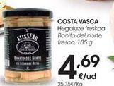 Oferta de Bonito del norte Costa por 4,69€