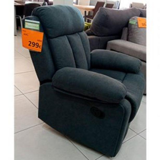 Oferta de FIGUERES -> Butaca Relax por 299€