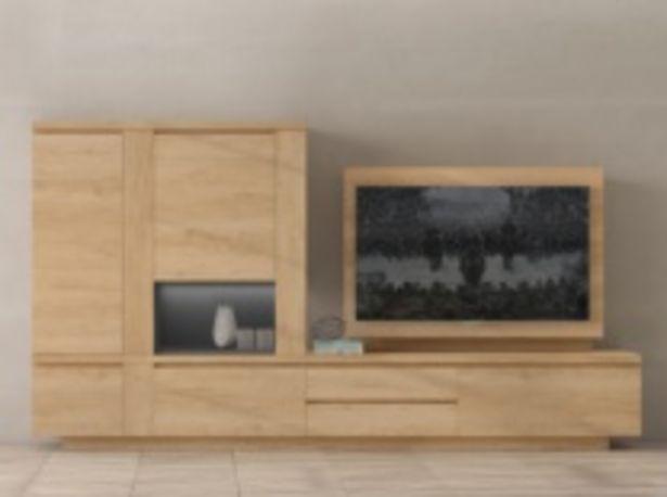 Oferta de Conjunto de salón.Panel tv opcional por 1222€
