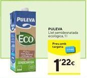 Oferta de Leche semidesnatada Puleva por 1,22€