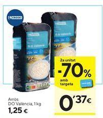 Oferta de Arroz eroski por 1,25€