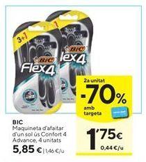 Oferta de Maquinilla desechable BIC por 5,85€