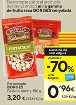 Oferta de Frutos secos Borges por 3,2€