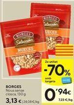 Oferta de Frutos secos Borges por 3,13€