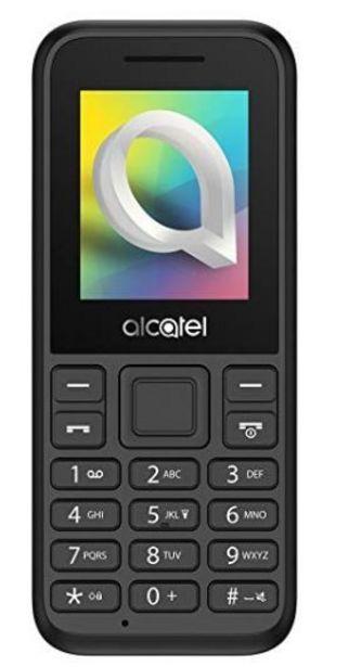"Oferta de TELEFONO ALCATEL 1066D 1.8""  NEGRO por 16,95€"