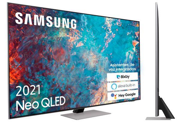 "Oferta de LED SAMSUNG 65"" QE65QN85AATXXC QLED STV UHD 4K por 2199€"