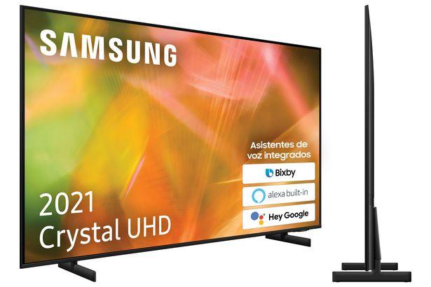 """Oferta de LED SAMSUNG 55"""" UE55AU8005KXXC STV UHD 4K por 719€"""