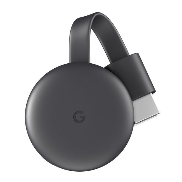 Oferta de REPRODUCTOR MULTIMED GOOGLE CHROMECAST 3 por 45,95€