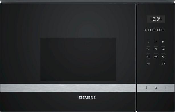 Oferta de MICROONDAS SIEMENS BF525LMS0  por 299€