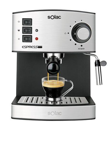 Oferta de CAFETERA EXPRESSO SOLAC CE4480  por 89,99€