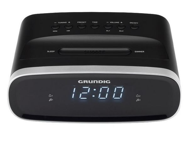 Oferta de RADIO RELLOTGE GRUNDIG SONOCLOCK SCN 120 por 20,95€