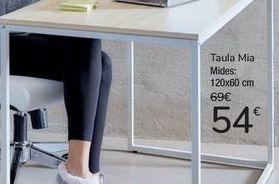 Oferta de Mesa Mia  por 54€