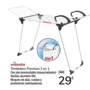 Oferta de Tendero Premium 2 en 1 Vileda  por 29€