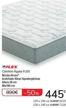 Oferta de Colchón Ágata FLEX por 445€