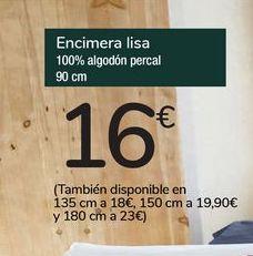 Oferta de Encimera lisa por 16€