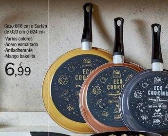 Oferta de Cazi o Sartén  por 6,99€
