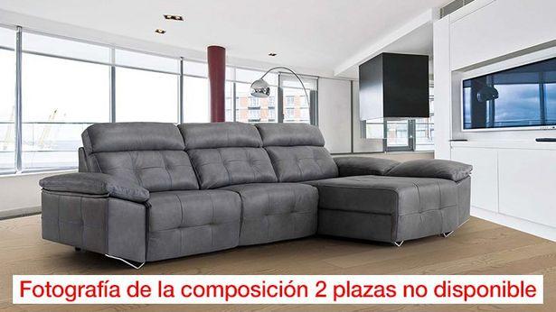 Oferta de Sofá Tela Burgos por 1462€