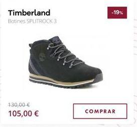 Oferta de Botines Timberland por 105€