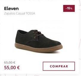 Oferta de Zapatillas por 55€