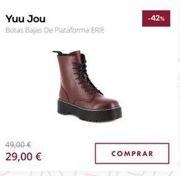 Oferta de Botas por 29€