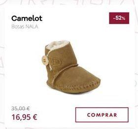 Oferta de Botas por 16,95€