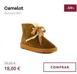Oferta de Botines niña por 18€