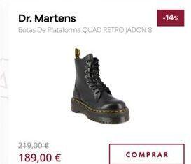 Oferta de Botas por 189€