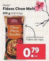 Oferta de Fideos Vitasia por 0,79€