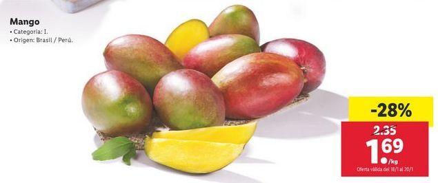 Oferta de Mangos por 1,69€