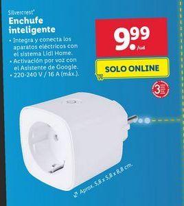 Oferta de Enchufes SilverCrest por 9,99€