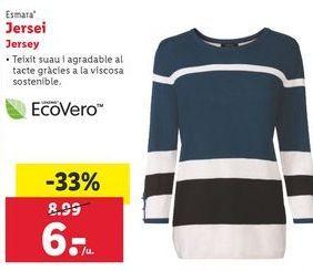 Oferta de Jersey esmara por 6€