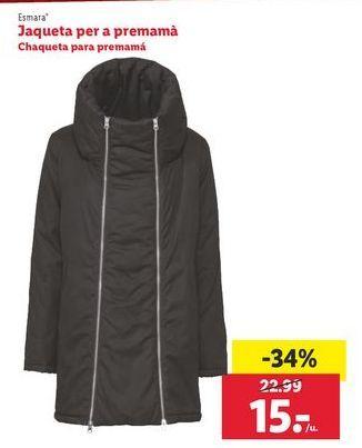 Oferta de Chaqueta esmara por 15€