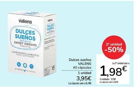 Oferta de Complemento alimenticio por 3,95€