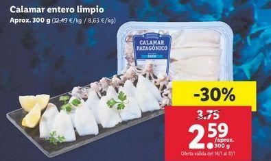 Oferta de Calamares por 2,59€