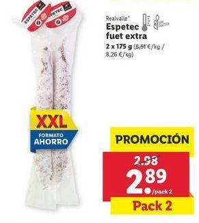 Oferta de Espetec Realvalle por 2,89€