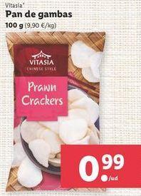 Oferta de Pan Vitasia por 0,99€
