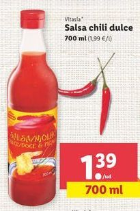 Oferta de Salsas Vitasia por 1,39€